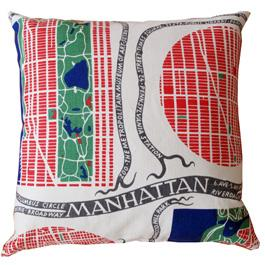 Pillow, Manhattan